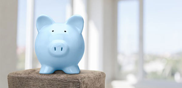 piggy bank home