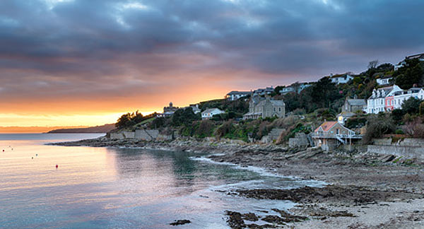 St Mawes near Falmouth