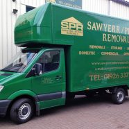 New Look Luton Van