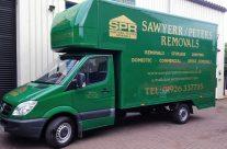 New Look Luton Van